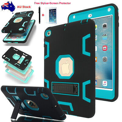 AU17.90 • Buy For Apple IPad Mini 5th 4 Hybrid Shockproof Heavy Duty Armor Stand Case Cover