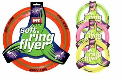£6.80 • Buy Soft Ring Flyer Outdoor Disc Toy