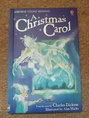£3.99 • Buy Usborne Young Readers A Christmas Carol Illustrated Easy Reading Text Hard Back