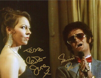 £19.99 • Buy Only Fools And Horses Raquel & Tony Personally Signed 10x8 Photo