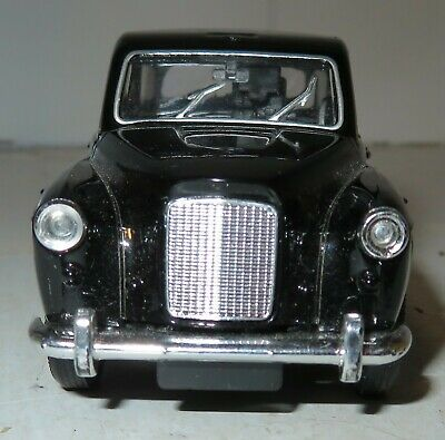 £5.08 • Buy WELLY AUSTIN LONDON TAXI BLACK DIE CAST METAL MODEL FX4 Pull Back Toy Car Used
