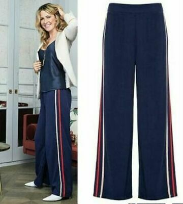 £6.99 • Buy AVON Ladies Size 14/16 Wide Leg Loung Coveted Palazzo Elasticated Waist Trousers