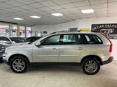 2007 Volvo XC90 2.4 D5 SE Geartronic AWD 5dr • 5,190£