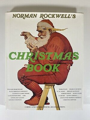$ CDN14.56 • Buy Norman Rockwell's The ORIGINAL 1977 CHRISTMAS BOOK (Hardcover, DJ)