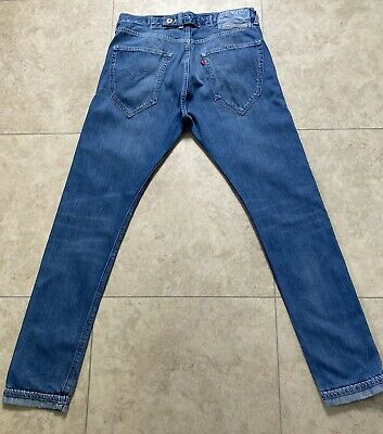£35 • Buy Levi's Jeans Sewn With The Strongest Thread Size 31 X 32 Slim Cinch Back Red Tab