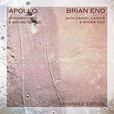 Apollo: Atmospheres And Soundtracks (Extended Edition) [ CD] Brian Eno • 10.51£