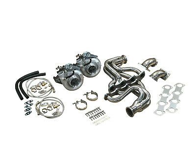$994 • Buy FOR FORD Mustang 4.6L 2 VALVE 1000HP Twin Turbo Kit 4.6 2v HOT PARTS GT