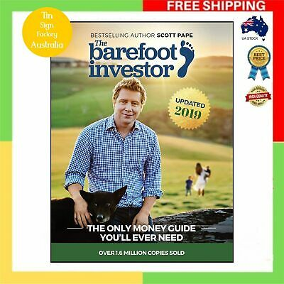 AU24.70 • Buy The Barefoot Investor Book 2019 Scott Pape The Only Money Guide You'll Ever Need