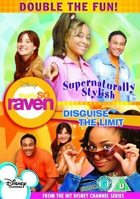 £4.25 • Buy That's So Raven : Supernaturally Stylish/disguise The Limit - New & Sealed Dvd_