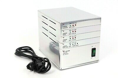 $875.75 • Buy LUDL Electronic Products MAC5000 PS System Power Base W/ RS232 MCSTS FOCMCMST