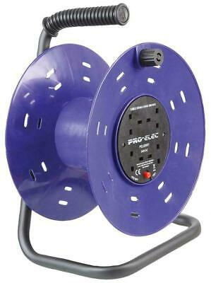 £17.99 • Buy 2 & 4 Gang Plastic Empty Cable Reel Drum - Electric Extension