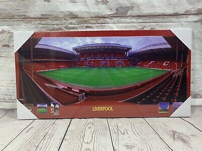 £13.99 • Buy LFC Liverpool Football Club Canvas Picture Anfield Stadium Never Walk Alone