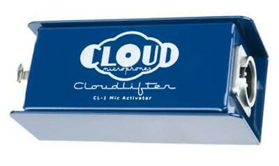 £110.17 • Buy Cloud Microphones CL-1 Single Channel Cloudlifter Mic Activator *GREAT VALUE*