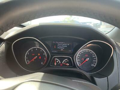 AU100 • Buy Ford Focus Instrument Cluster 2.0, Manual T/m, St, Lz, 51078kms