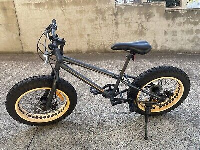 """AU150 • Buy Bicycle Kids Size 20"""" Fat Tyres"""