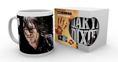 £9.50 • Buy Walking Dead Daryl Dixon Motorcycle Mug New Gift Boxed 100% Official Merchandise