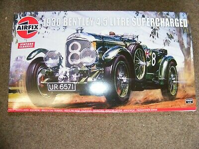 £94.99 • Buy Airfix 1:12 1930 Bentley 4.5 Litre Supercharged-  Model Kit