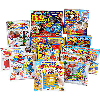 £6.99 • Buy Classic Traditional Family Board Games Full Size Fun Kids Adults Party Toys Gift