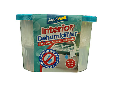 £14.99 • Buy 12 X LARGE 220g UNSCENTED DEHUMIDIFIER DAMP TRAP MOISTURE CONDENSATION CONTROL