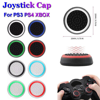 AU2.04 • Buy Accessories Cover Case Thumb Stick Grip Joystick Cap For PS3 PS4 XBOX One