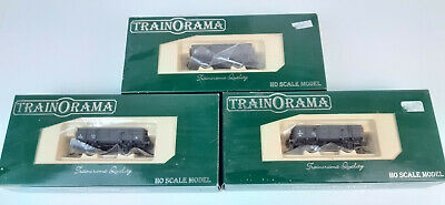 AU33.14 • Buy Trainorama Nswgr Steel 's' Trucks X 3 Excellent Condition Boxed Ho(ux)