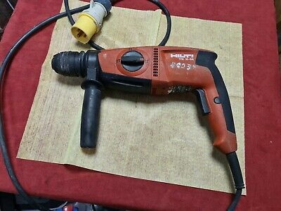 £99.99 • Buy HILTI TE 2-M 02 110v  Sds + Hammer Drill SDS Plus Fully Working