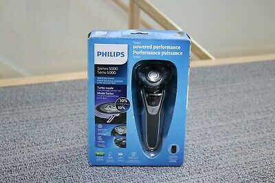 AU75.65 • Buy Philips Series 5000 Wet And Dry Electric Shaver S5361/08