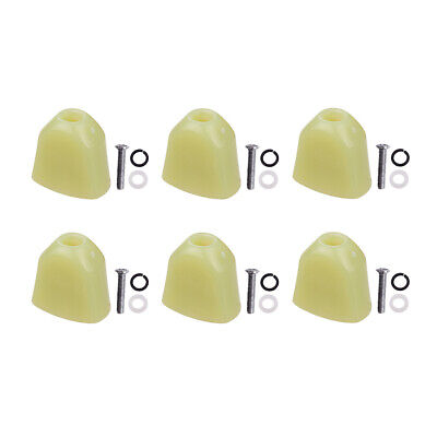 $ CDN10.36 • Buy Pack Of 6 Acoustic Guitar Tuning Keys Tuner Buttons Machine Heads Washer X7U2