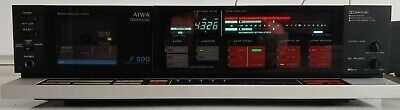 £1332.11 • Buy Aiwa AD-F990 Tape Deck Piastra A Cassette **TOP**