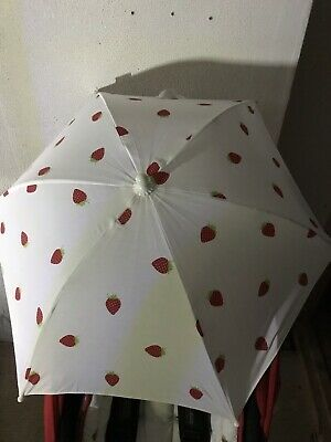 £30 • Buy Used Parasol And Liner Cover From Mamas& Papas For Bugaboo Bee Pushchair