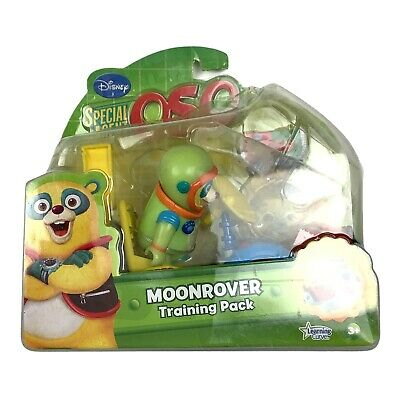 £41.17 • Buy Disney Special Agent Oso Moonrover Training Pack Learning Curve Shutterbug NEW