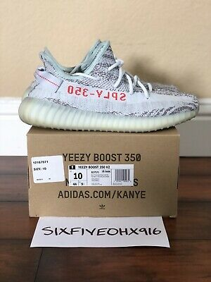 $ CDN463.67 • Buy ADIDAS YEEZY BOOST 350 V2 BLUE TINT 10 350V2 700 500 Ash Pearl Black Red Zebra
