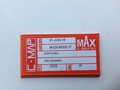 £60 • Buy C Map Max Electronic Chart North Sea And Denmark
