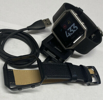$ CDN61.41 • Buy Fitbit Blaze FB502 Activity Tracker Large & XL Bands With Charger