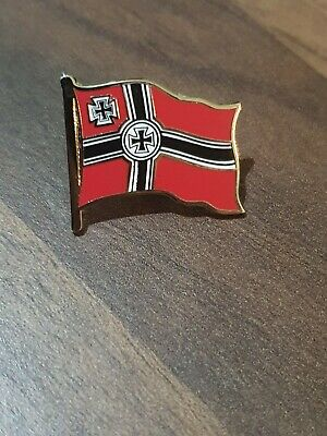 £7 • Buy WW2 GERMAN MILITARY PIN BADGE EAGLE IRON CROSS MODERN REPRO 3rd REICH STYLE
