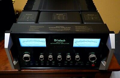 $5795 • Buy McINTOSH MA7000 INTEGRATED AMPLIFIER~TOP CONDITION~ALL MATERIALS INCLUDED