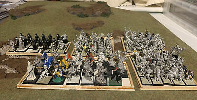 Skeleton Army/Undead X116 OOP 80s/90s Part Painted Warhammer Citadel Metal Mixed • 315£