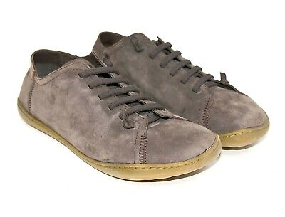 £49.05 • Buy Camper Peu Cami Mens Size 9 / 42 Brown Nubuck Leather Casual Shoes 17665-127