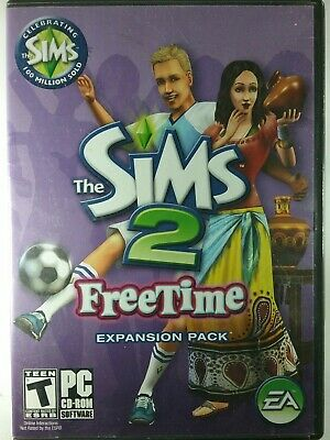 £18.04 • Buy The Sims 2 FreeTime Expansion Pack With Key Code PC CD ROM Windows 2008