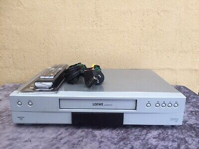 AU125 • Buy Serviced Loewe Centros Stereo Video Recorder Player REMOTE VCR