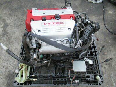 AU5010.84 • Buy JDM Honda Accord Euro R CL7 CL9 K20A TSX Type R 2.0L Red Engine MOTOR  6 Speed