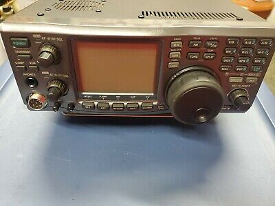 IC-910H VHF/UHF All Mode Transceiver Ham Radio Base Tested Working P6 • 1,019.66£