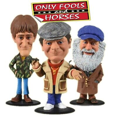 £39.99 • Buy Only Fools And Horses Figures Mini Bobble Head Set Of 3 Characters