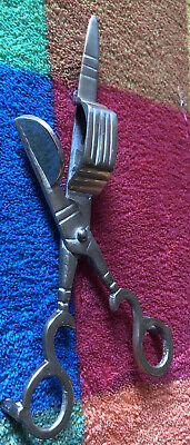 £5 • Buy Vintage Brass Candle Snuffers Scissors
