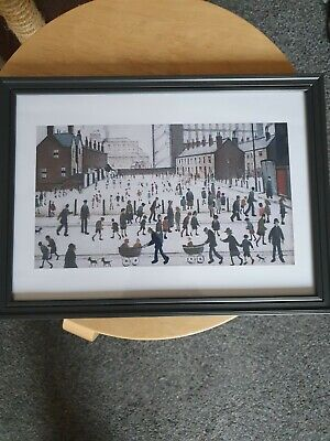 £6.99 • Buy L.s Lowry Framed Picture