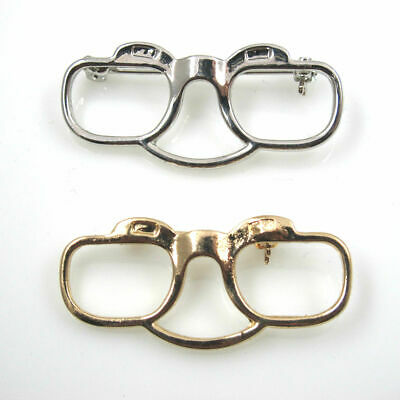 AU12.99 • Buy Glasses Eyeglass Pin Brooch Sunglasses Spectacles Spec Holder Cord Chain Strap