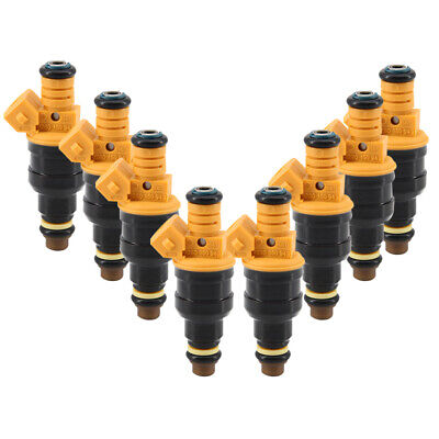 $70.82 • Buy 8Pcs 8 Flow Matched Bosch 0280150943 Fuel Injectors For Ford 4.6 5.0 5.4 5.8