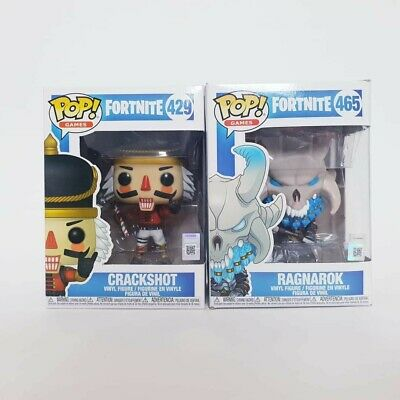 $ CDN23.40 • Buy Crackshot #429 & Ragnarok #465 Funko Pop Vinyl - Fortnite