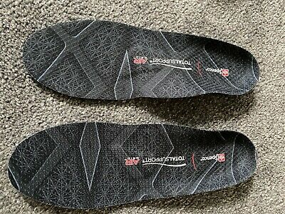 £10 • Buy Spenco Total Support Air Grid Insoles Orthotic Support Size UK 4-5