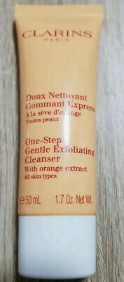 £9.99 • Buy Clarins One-Step Gentle Exfoliating Cleanser 50ml Sealed
